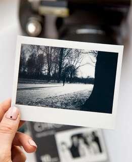 🚚 CNY Monochrome Wide Instax/Polaroid Films