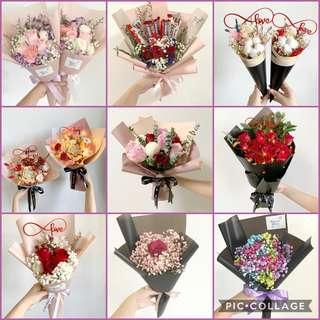 Valentine's Day Collection / Red Roses / Pink Roses