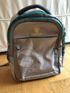 Ergo backpack school bag