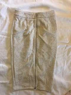 Sheike midi skirt size 8