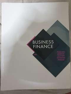 [RMIT] Business Finance Textbook