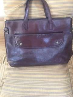 Preloved MUNSAC Two-way/Laptop Bag