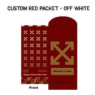 Custom Chinese New Year Red Packet