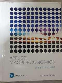 [RMIT] Applied Macroeconomics