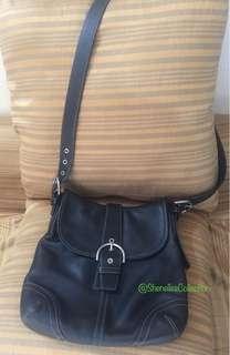 Preloved Authentic/Original COACH Sling Bag
