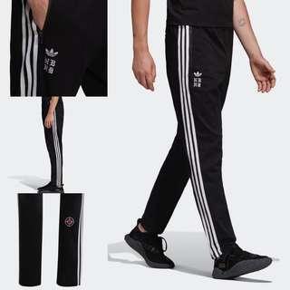 Adidas Neighborhood TRACK PANTS - BLACK