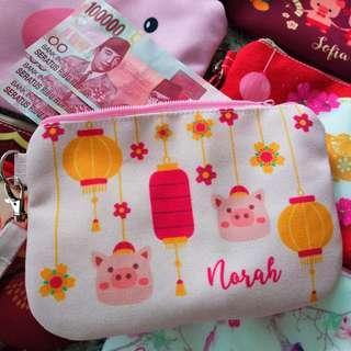 Custom CNY Angpao Pouch