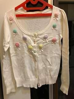 Lollipop cardigan