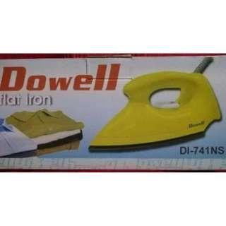 DOWELL D1-741NS FLAT IRON