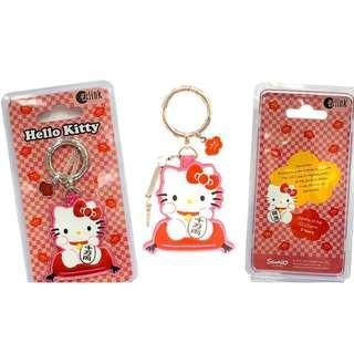 (Bundle) Fortune Hello Kitty Ezlink Charm