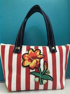 Flower Patch Tote