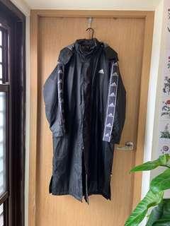 古著 ADIDAS 長版 保暖外套