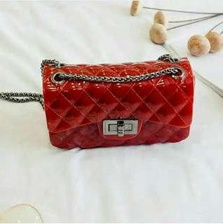Tas jelly glossy import