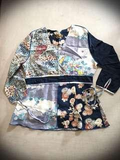 Japanese inspired Top