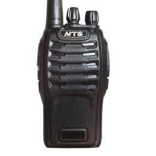🚚 MTS-18+ PLUS 業務型無線對講機 1支全配組 MTS18+ 5W業務機