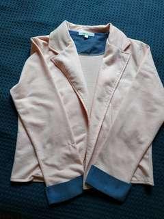 Baby Pink Cardigan #CNY888