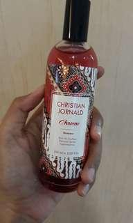 Parfum 'Chrome' CHRISTIAN JORNALD