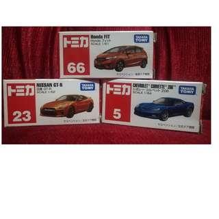 Tomica Cars - SOLD