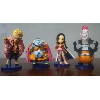 <SOLD>One piece figures