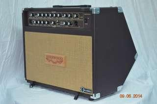 Carlsbro Sherwood 60R Acoustic Combo Amplifier (Please read details below)