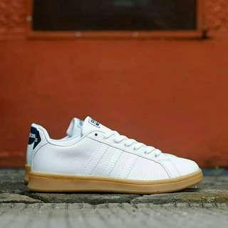 Adidas Original Cloudfoam Advantage White Gump