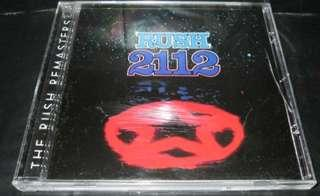 Rush (2112) cd rock