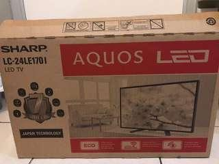 LED TV SHARP 24inch