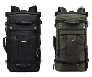 Outdoor travel backpack
