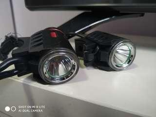 Halo mini angel eyes LED 800LM 24000mAh Fiido Tempo AM DYU