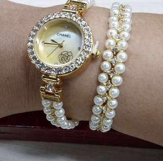 Chanel-design Jewellery  Watch
