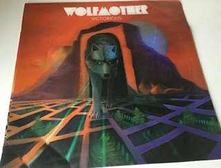 wolfmother (victorious) Lp/vinyl - heavy stoner