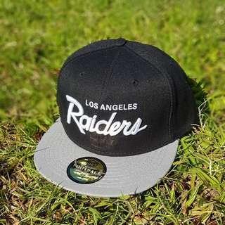 Los Angeles Raiders Vintage Snapback Cap