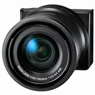 Ricoh GXR APS-C 變焦鏡模組A16 (24-85mm)  1650萬像 原價$5xxx