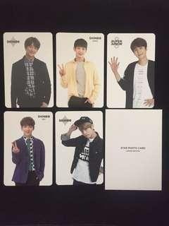 [CLEARANCE] SUM OFFICIAL PHOTOCARDS