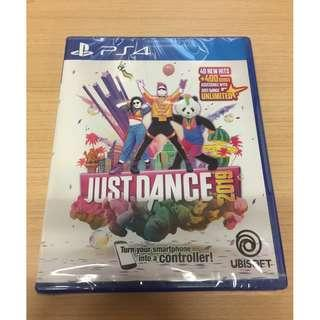 🚚 PS4 Just Dance 2019