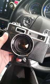 Yashica Electro 35 (first model)