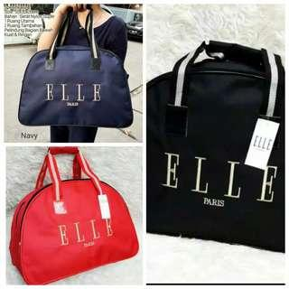 Travel bag elle ( import )