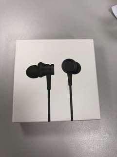 🚚 小米活塞耳機 清晰版(黑)