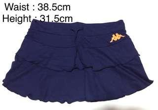 🚚 BN Women Tennis Badminton Skorts Skirt