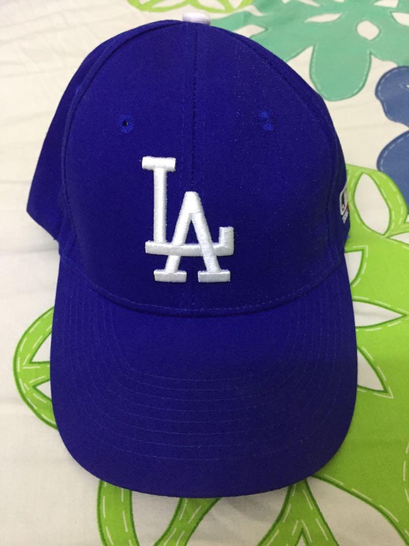 100% original MLB baseball team Los Angeles Dodgers cap da1d3d9394