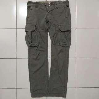 Women - Alpha Industry Cargo Pants Size Small