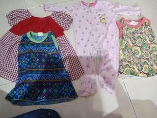 Baju bayi 1 th take all