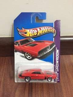 Hot Wheels '69 Dodge Charger