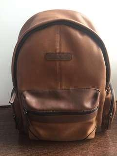 Call it Spring Leather Backpack