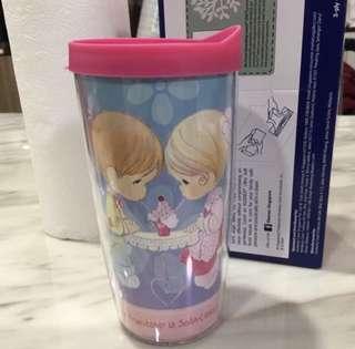 BN Precious Moments Plastic Cup