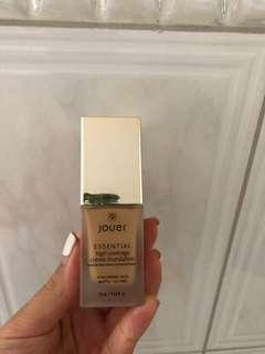 Jouer essential high coverage foundation latte