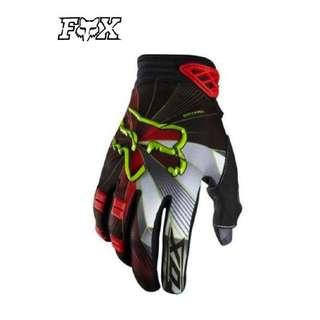 ★INSTOCK M, L & XL ★ FOX DIRTPAW SAYAK HIGH QUALITY MOTORCYCLE GLOVES ★ Black Red ★Motocross ★Scrambler ★ Offroad ★Dirt Bike ★ E-scooter ★ Touch Screen smart tip ★ Motorbike ★ New arrivals★ Racing