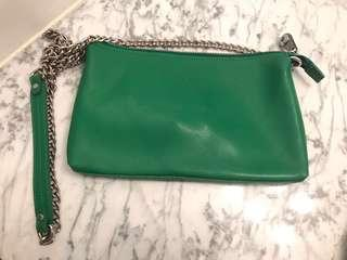Italian Leather Crossbody Bag