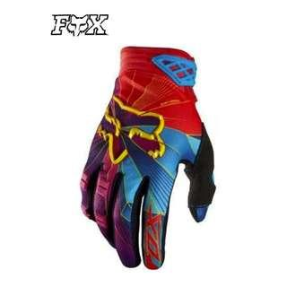 ★INSTOCK M, L & XL ★ FOX DIRTPAW SAYAK HIGH QUALITY MOTORCYCLE GLOVES ★ Red Blue ★Motocross ★Scrambler ★ Offroad ★Dirt Bike ★ E-scooter ★ Touch Screen smart tip ★ Motorbike ★ New arrivals★Racing ★ Hurry while stock lasts ★ Limited stocks