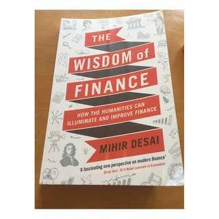 The Wisdom of Finance Book
